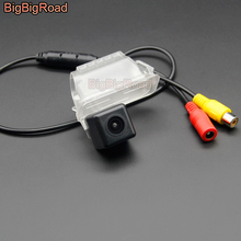 BigBigRoad Car Rear View Parking Camera For Ford C-Max C Max Mondeo Escape 2013 MK1 EcoSport / CHIA-X Ecosport 2014 2015
