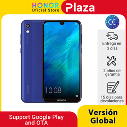 Global Version Honor 8S Mobile Phoes 3GB 64GB 5.71''Dewdrop Display 13MP Rear Camera MT6761 Face Unlock Smartphone 3020mAh