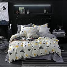 Conjunto de cama 1 pçs capa edredão/colcha capa/consolador capa tamanho 160*210/180*200/200*230/220*240 grátis shipping30