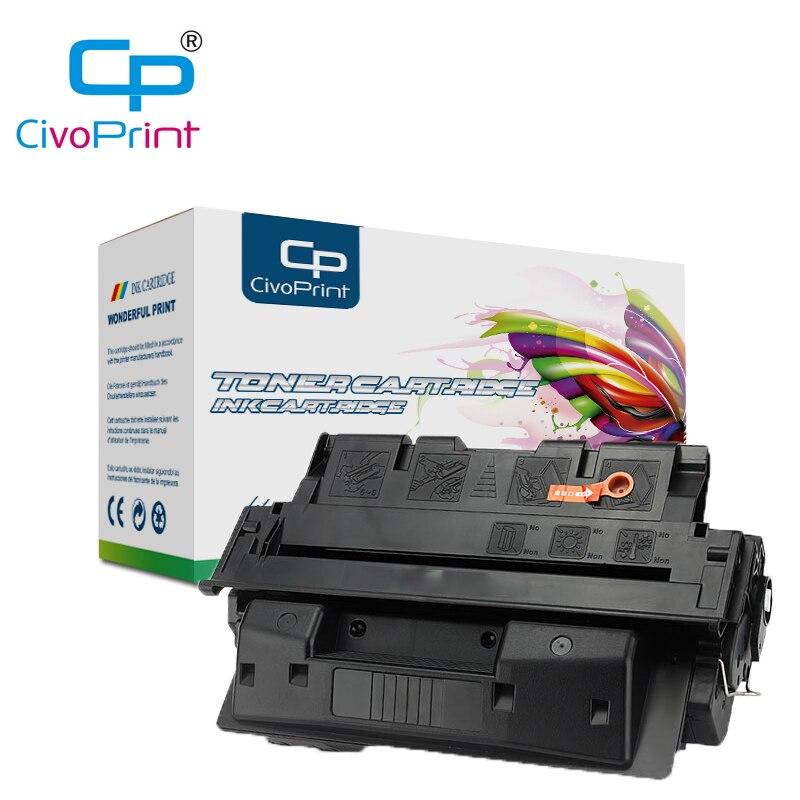 Cartouche de Toner Compatible civoprint C8061X remplacement pour imprimante HP Laserjet Laserjet 4100 4100N 4100TN 4100dtn 4000 4050