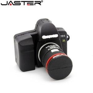 Image 5 - JASTER חם SLR מצלמה USB דיסק און קי מצלמה Pendrive cartoon usb מקל מיני עט כונן 64gb 32gb 16gb זיכרון מקל משלוח חינם