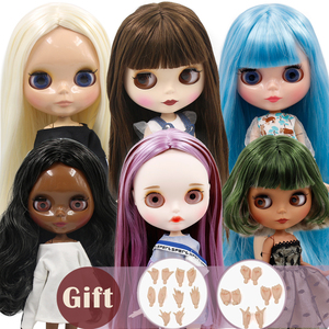 ICY DBS Blyth Doll customized joint doll 30cm Suitable For Dress up by yourself DIY Change 1/6 BJD Toy special price(China)