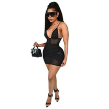 Women Set Solid Sleeveless Strap V-neck Bodysuit Zip Mini Skirts Two 2 Piece Sets Sexy Night Clubwear Summer Outfit