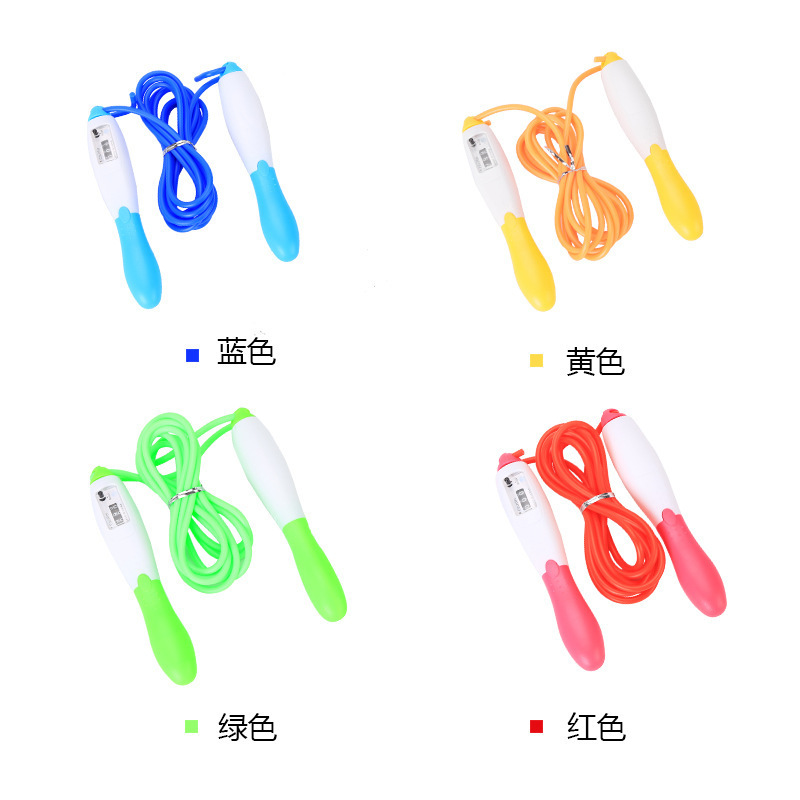 New Style Count Jump Rope Adult Fitness Diet Students The Academic Test For The Junior High School Students Only Jump Rope Machi