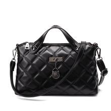 New Luxury Handbags Women Bag 2020 Famous Brand Designer Fashion Plaid Shoulder Bag Female Crossbody Bags High Capacity Tote Bag