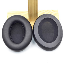 1 Pair Of Ear Pads Cushion Replacement Cover For Parrot ZIK 1.0 By Philippe Headphones Earpads Soft Memory Foam Earmuffes Ew#