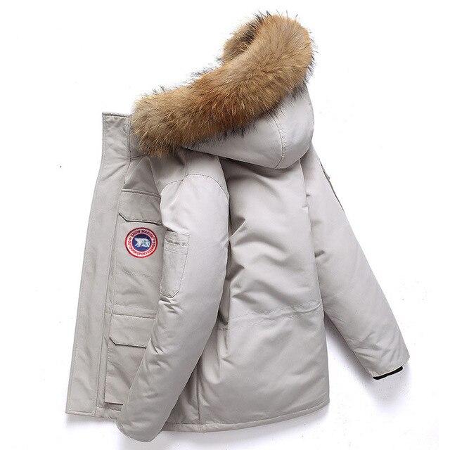 kurtka zimowa męska dla 40 latka