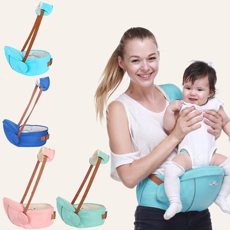 Baby Carrier Waist Stool Walkers Baby Sling Hold Waist Belt Backpack Carrier Hipseat Belt Kids Infant Hip Seat Infant Waist Seat