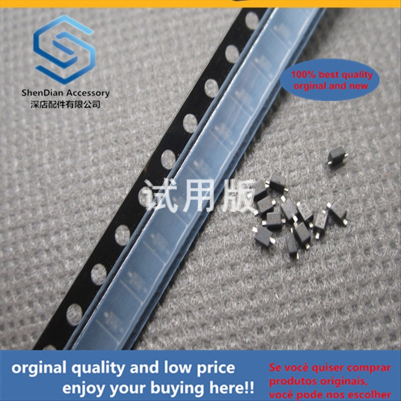 50pcs 100% Orginal New Best Quality MM3Z22 Zener Diode 22V 0805 SOD-323 Plastic Packaged SMD Zener Diode
