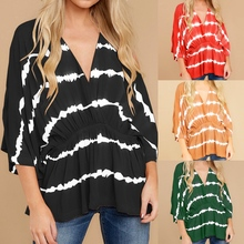 Bat Sleeve T-Shirt Fashion Tops T-