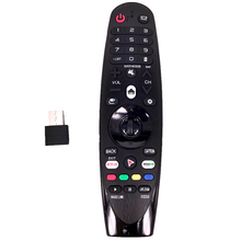 Mando a distancia AM HR650A para LG Magic, mando a distancia para televisor inteligente Select 2017, 55UK6200, 49uh603v