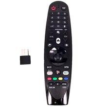 Novo AM HR650A AN MR650A rplacement para lg magia controle remoto para selecionar 2017 televisão inteligente 55uk6200 49uh603v fernbedienung