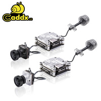 Caddx nebulosa Nano Kit 720P 60fps 32ms/4KM luz peso Vista Kit Digital Cámara FPV transmisor nuevo