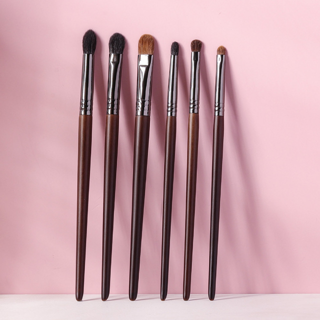 OVW Professional Makeup Brush Set Point Shader Small Blending Brush pinceaux maquillage yeux pedzle do make up zestawy 3