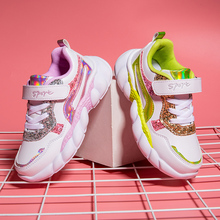 kids shoes for girl sneakers Kid Princess Fashion Mesh Casual Children Sneakers For Girl Toddler Baby Sport Shoes