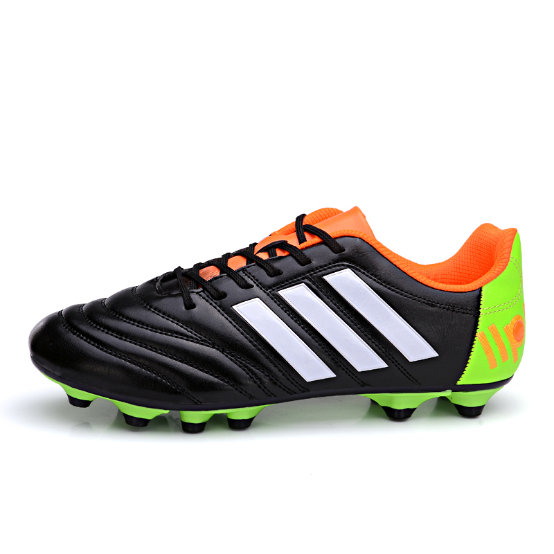 Men and Youth TF/AG  Soccer Shoes Self Produced New Design High quality Hard court Training Competition Football Shoes 1