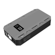 12V Hight Capacity Car Jump Starter 1500A Portable Booster Battery For Starting Petrol Diesel Auto Portable Power Bank with Cabl(China)