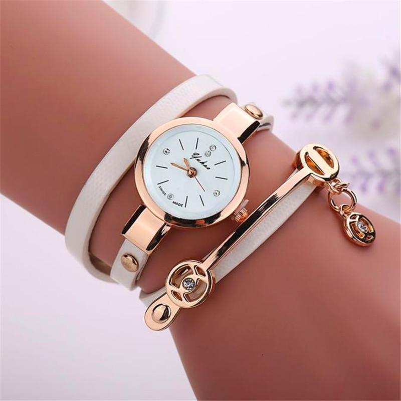 Luxury Women Watches Ladies Rose Gold Watch Female Bracelet Clock Relogio Wristwatch Relogio Feminino Reloj Mujer Dropshipping