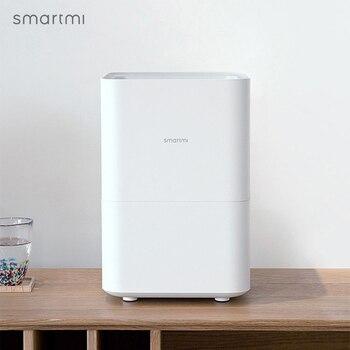 Оригинальный увлажнитель воздуха Smartmi для дома, увлажнитель воздуха, УФ, бактерицидный, ароматическое эфирное масло, данные, работа с смартф