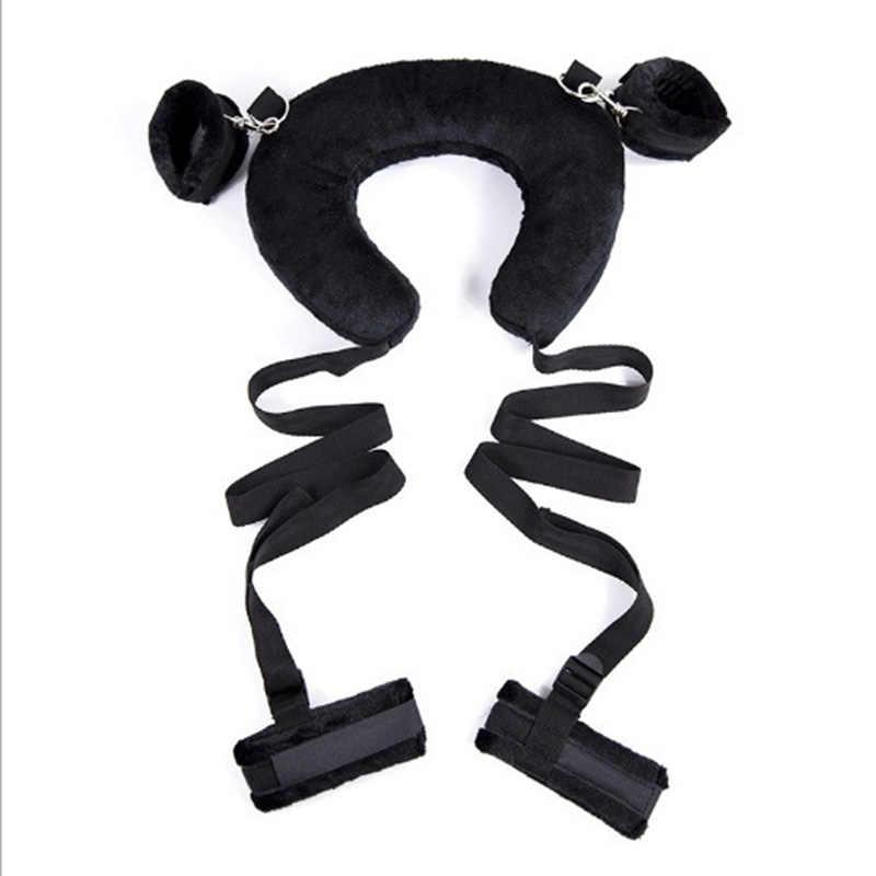 Sex Toys Body Positie Benen Met Sm Instrumenten Wenselijk Gereedschap Acacia Koppels Koppels Vrouwen Hoge Tij Gereedschap Sex Swing