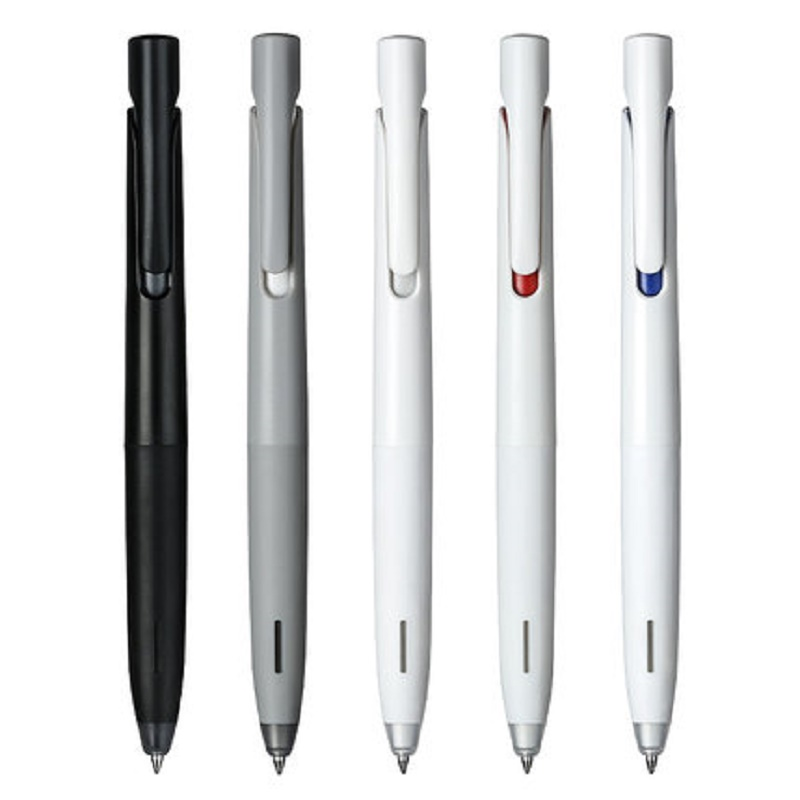 ZEBRA Blen Japan Low Center Of Gravity Ball Pen BAS88 Shock Absorption Smooth And Quick-drying Waterproof Ball Pen 0.5mm& 0.7mm