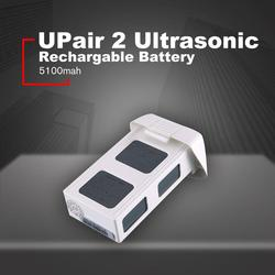Original Upair 2 Ultrasonic Drone 15.2V 5100mah 4S Battery For Upair 2 GPS 3D+4K Camera 5.8G  FPV RC Drone Battery Spare Parts