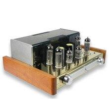 YAQIN MC-84L 6P14 12AX7 Valve Tube Amplifier Class A HiFi Headphone Output 110~240V