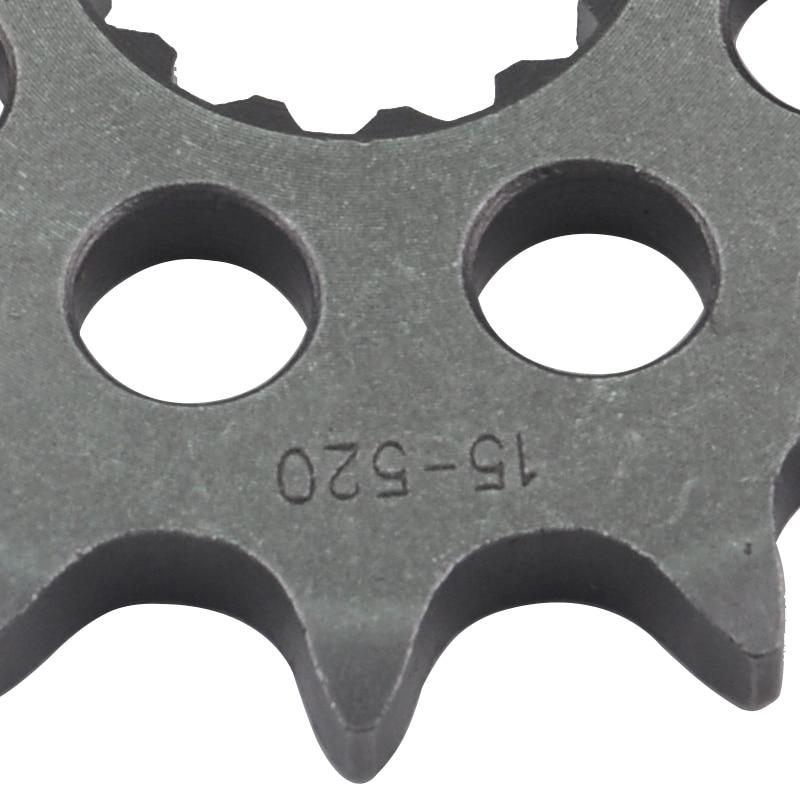 13T Front Chain Sprocket For Yamaha YFM660 YFZ450 ATV WR450F YZ450F YZ250 WR426
