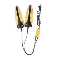 Электрический ботинок Запах Дезодорант обувь Сушилка сушилка для обуви Защита ног машина