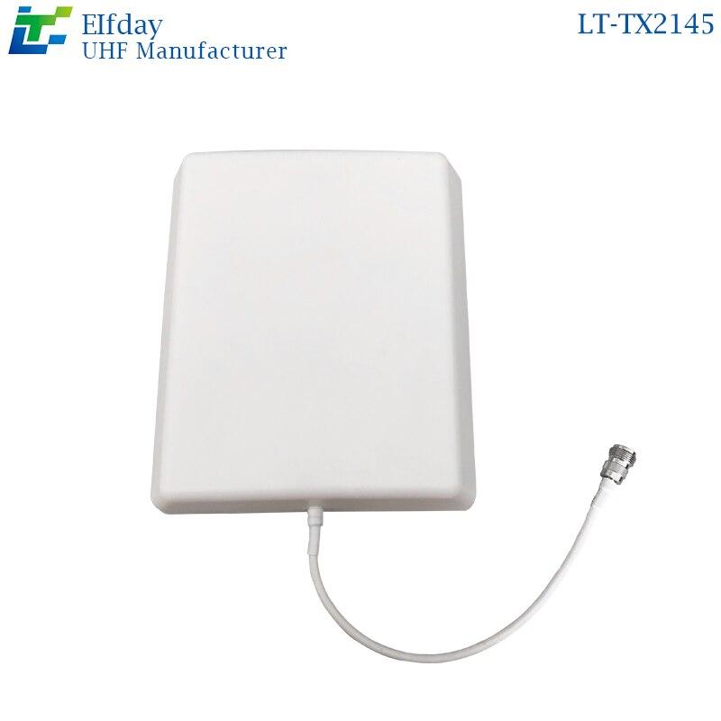LT-TX2145 RFID Antenna UHF Gain 7dbi Antenna UHF Circular Polarization Reader Antenna External Antenna