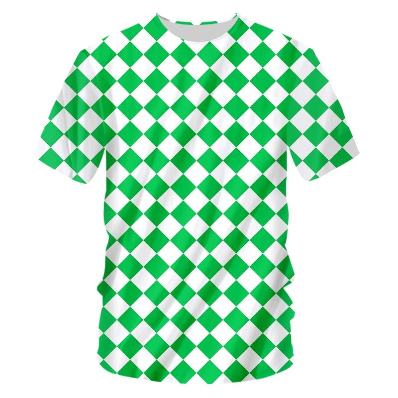 Ifpd eu/us размер летняя рубашка мужская повседневная футболка
