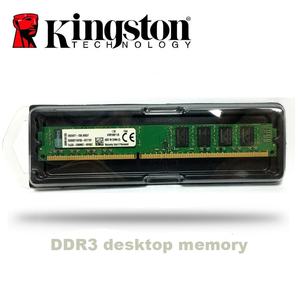 Image 3 - Kingston 2GB 4GB 8GB PC3 DDR3  1333Mhz 1600Mhz Desktop  memory RAM 2g 4g 8g DIMM 10600S 8500S 1333 1600 Mhz