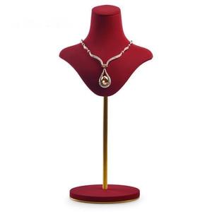 Stretchable Jewelries Display