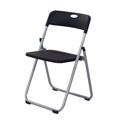 Simple Folding Chair Household Chair Office Chair Conference Chair Training Chair Outdoor Plastic Chair Folding Stool