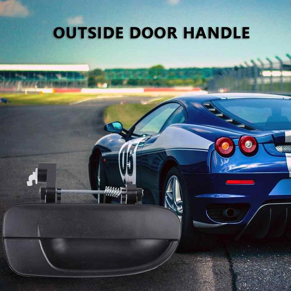 Absabs Bahan Daya Tahan Konstruksi Kaku Diuji Luar Handle Pintu Depan dan Belakang Pegangan Pintu Mobil