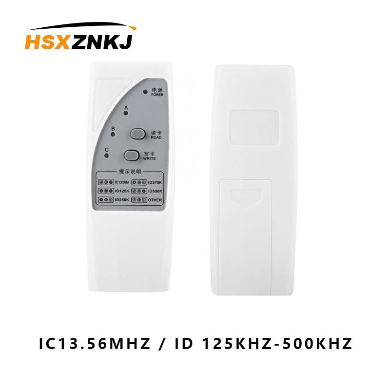 Handheld Reader Copier Rfid Nfc 125khz-13.56mhzid Ic Access Control Card Copier Copier Clone Writer Access Control Card Reader