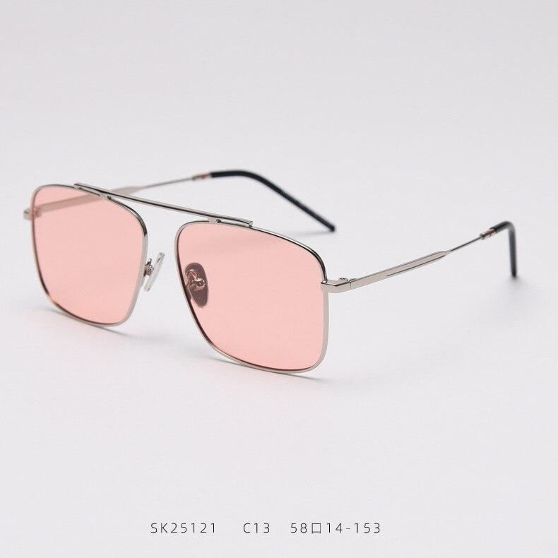óculos de Design Da Marca Óculos de Sol Oculos de sol SK25121