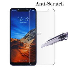 Protective Glass On The Ksiomi For Xiaomi Mi 8 Tempered Glas Xiami Xiomi Xaomi mi8 Screen Protector 2.5D 9H Front Protection(China)