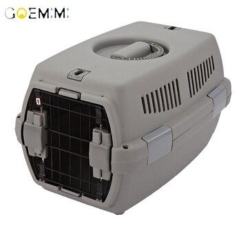 Pet Transport  Breathable Carrier Case Travel Box 1