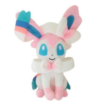 Peluche de Sylveon de 15CM Merchandising de Pokémon Peluches de Pokémon
