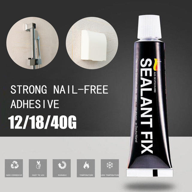 9g Glass Glue Strong Waterproof Sealant Fix Glue Quick Drying Polymer Metal Adhesive TB Sale