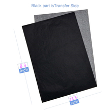 Carbon-Paper-Transfer Sheets Tracing Graphite Copy Office-Painting-Accessories A4