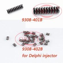 9308-401b conjunto conjunto de kit de mola injector ferroviário comum e1023004 peças diesel bocal molas de válvula para delphi eour 3 4 injector 5 pçs/saco