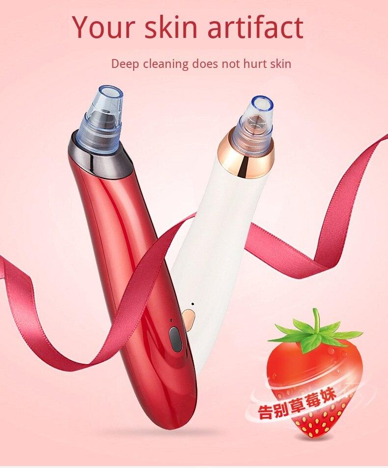 crush acne cupping massagem forte sucção rosto limpeza beleza instrumento