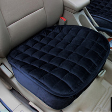 Flocking Cloth Not Moves Car Seat Cushions Non Slide Cushion Universal Keep Warm Winter Accessorie For Vw Polo Cover E1 X20