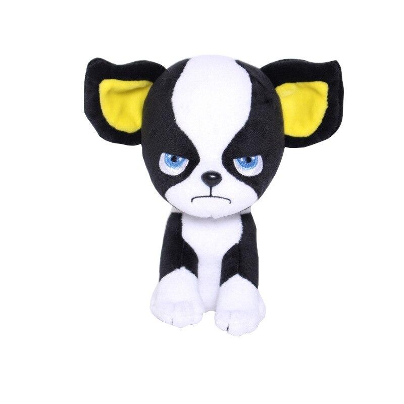 H7d9632814ddb4b05b48c92eea407918fn Pelúcia Jojo's Bizarre Adventure Anime jojo aventura bizarra cão iggy brinquedo de pelúcia boneca de pelúcia bonito mascote cosplay prop coleção bonecas pp brinquedo de pelúcia