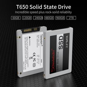 SSD 1tb 120gb 240 gb 480gb SSD HDD 2.5'' SSD SATA SATAIII 480gb 120gb Internal Solid State Drive for Laptop