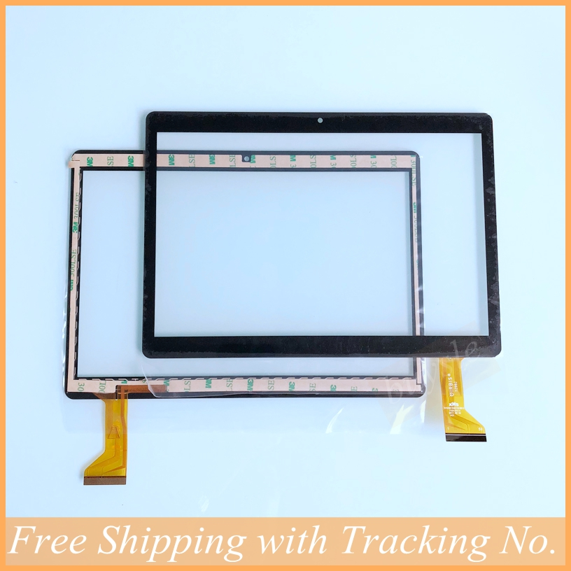 Touch-Screen Digitizer Glass Tablet TZ968 Irbis Sensor-Lens for Tz968/Tz961/Tz962/..