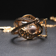 Harry Potter Merchandise Jewelry Time Turner Hourglass