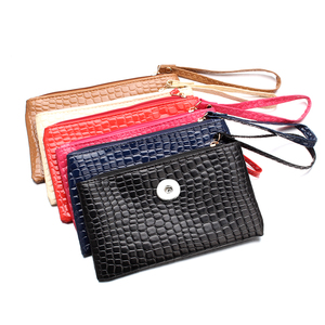 Fashion Female Snap Bag PU Lea